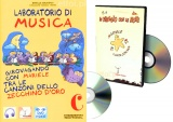 Laboratorio di musica C + CD audio + DVD video