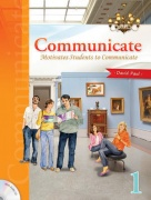 Communicate 1 Student's Book + CD Audio