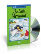 The Little Mermaid + CD audio