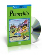 Pinocchio + CD audio