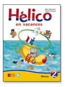 Hélico en vacances 2 + CD audio