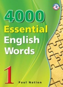 4000 Essential English Words 1 + Answer Key