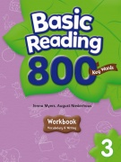 Basic Reading 800 Key Words 3 + CD-ROM + MP3