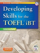 Developing Skills for the TOEFL® iBT - Combined Book + MP3 CD