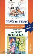 Drake the Pirate / The Truly Invisible Man + CD audio