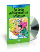 La bella addormentata nel bosco + CD audio