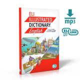 ELI Illustrated Dictionary English + audio and interactive tasks