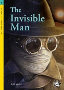 The Invisible Man + MP3 CD