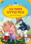 The Three Little Pigs + MP3 CD