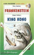 Frankenstein / King Kong + CD audio