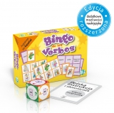 Language game Bingo de los verbos