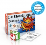 Language game Das Uhrzeit-Domino