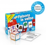 Language game Faisons la valise