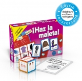 Language game ¡Haz la maleta!