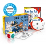 Language Game Just the Job - Game Box + CD-ROM