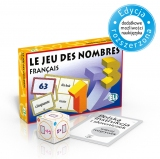 Language game Le Jeu des nombres