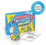Language game Roundtrip of Britain and Ireland
