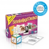 Language game Schnitzeljagd Deutsch