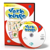 Language Game Verb Bingo - CD-ROM