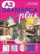 Gramática Plus A2 + CD audio