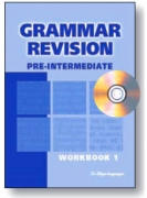 Grammar Revision Pre-Intermediate Workbook + CD audio