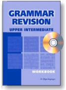 Grammar Revision Upper Intermediate Workbook + CD audio