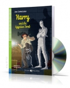 Harry and the Egyptian Tomb + CD audio