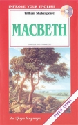 Macbeth + CD audio