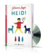 Heidi + CD audio