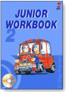 Junior Workbook 2 + CD audio