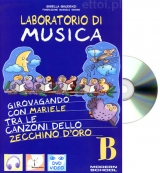 Laboratorio di musica B + CD audio
