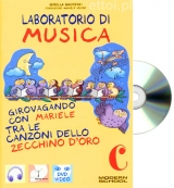 Laboratorio di musica C + CD audio
