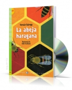 La abeja haragana + CD audio