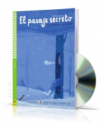 El pasaje secreto + CD audio