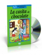 La casita de chocolate + CD audio