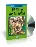 El libro de la selva + CD audio