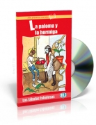 La paloma y la hormiga + CD audio