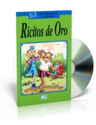 Ricitos de Oro + CD audio