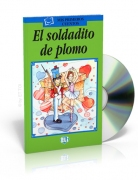 El soldadito de plomo + CD audio