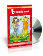 El viento y el sol + CD audio