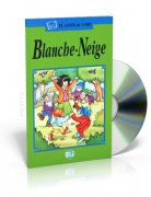 Blanche-Neige + CD audio