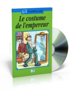 Le costume de l'empereur + CD audio