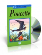 Poucette + CD audio