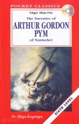 Narrative of Arthur Gordon Pym (The) + CD audio