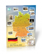 Landkarte Deutschland - Poster - Landkarte Deutschland - Poster (Bundesrepublik Deutschland) A civilisation poster that's new and unique, suitable for classes at various levels. The large and full-colour photographies differentiate Landkarte Deutschland - Poster from the traditional text on culture and make it the ideal interactive learning tool. Dimensions: 67,6x98cm ISBN 9788393511655 ELI & ET TOI 2014