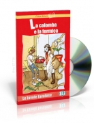 La colomba e la formica + CD audio