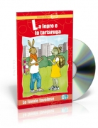 La lepre e la tartaruga + CD audio