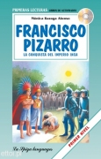 Francisco Pizarro + CD audio