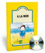 Raconte et chante - A la mer + CD audio