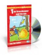 The Grasshopper and the Ant + CD audio